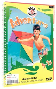 Kids@Church 08: Ad8 Ages 5-7 Teachers Pack (Adventure) (Kids@church Curriculum Series)