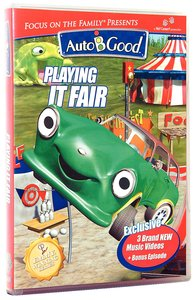 Playing It Fair (#05 in Auto B Good Dvd Season 2 Series)