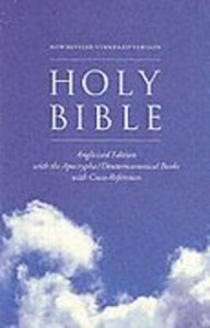 NRSV Cross-Reference Bible Anglicised