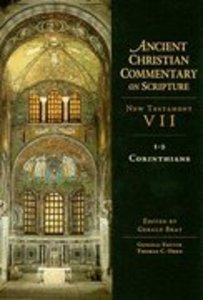 Accs NT: 1-2 Corinthians (Ancient Christian Commentary On Scripture: New Testament Series)