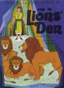 In a Lions Den (Pencil Fun Books Series)