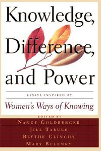 Knowledge Difference and Power
