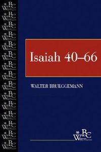 Isaiah 40-66 (Westminster Bible Companion Series)