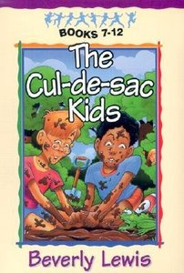 Cul-De-Sac Kids Collection #02 (Books 7-12) (Cul-de-sac Kids Series)