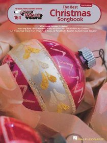 Best Christmas Songbook #164 (Music Book)