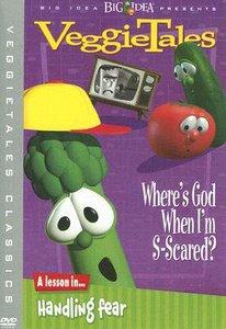 Veggie Tales #01: Wheres God When Im Scared? (#01 in Veggie Tales Visual Series (Veggietales))