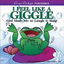 Playsongs I Feel Like a Giggle (Playsongs Series)