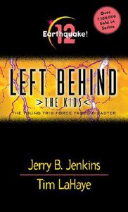 Earthquake (#12 in Left Behind The Kids Series)