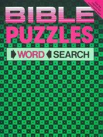 Bible Puzzles: Word Search
