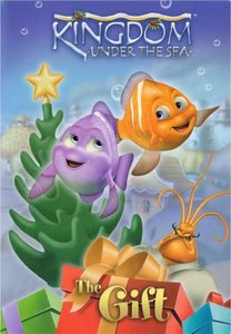 The Gift (#3 in Kingdom Under The Sea Series)