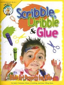Scribble, Dribble, and Glue