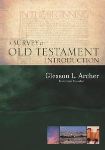 A Survey of the Old Testament Introduction