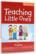 Teaching Little Ones #05: Kingship CDROM (5-8 Years) (#05 in Teaching Little Ones Sunday School Lessons Series)