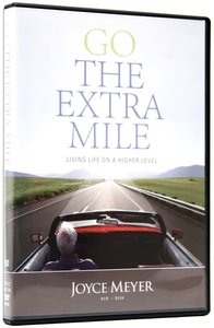 Go the Extra Mile (1 Disc)