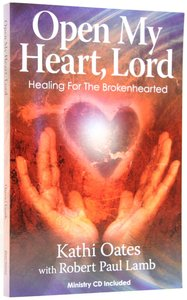 Open My Heart, Lord (Includes Ministry Cd)