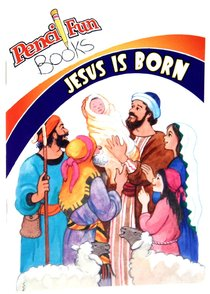 Jesus is Born (Pencil Fun Books Series)
