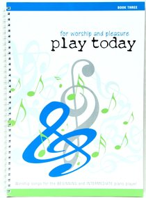 Play Today Book 3