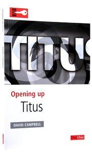 Titus (Opening Up Series)