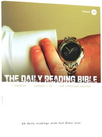 The Daily Reading Bible (Vol 10)