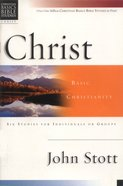 Christ (Christian Basics Bible Study Series)