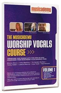 Musicademy: Worship Vocals Volume 1