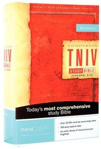 TNIV Study Personal Size