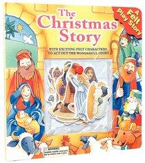 The Christmas Story (Felt Play Story Series)