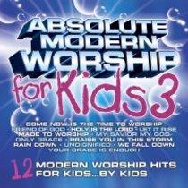 Absolute Modern Worship For Kids (Vol 3: Blue)