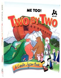 Two By Two Jigsaw Book (Me Too! Series)