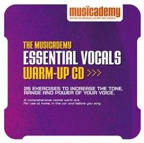 Musicademy: Essential Vocals Warm-Up CD