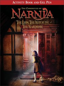Activity Book and Gel Pen (Chronicles Of Narnia Lion Witch And Wardrobe Series)
