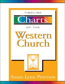 Timeline Charts of the Western Church (Zondervan Charts Series)