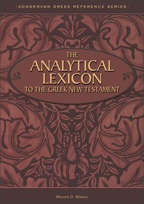 Analytical Lexicon to the Greek NT