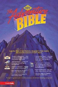 NIV Adventure Bible Navy (2002)