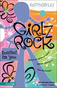 Girlz Rock (Faithgirlz! Series)