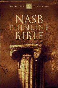 NASB Updated Thinline Burgundy