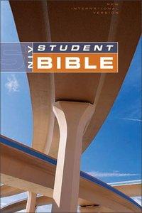 NIV Student Bible Burgundy Indexed (2002)