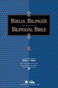 Nvi/Niv Biblia Bilingue Spanish Nvi/Niv Parallel Bible