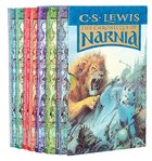 The Chronicles of Narnia (7 Volume Boxed Set) (Chronicles Of Narnia Series)