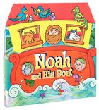 Noah and His Boat (3d Storybook) (Candle Playbook Series)