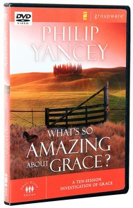 Whats So Amazing About Grace? DVD (Small Group Edition)