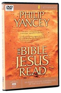 The Bible Jesus Read (Dvd-rom)