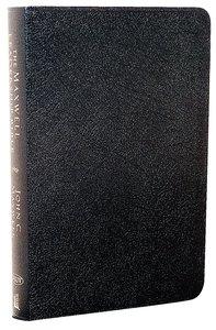 NKJV Maxwell Leadership Black (2nd Edition)