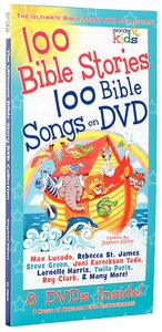 Ultimate DVD Set:100 Songs and 100 Stories (8 Dvd Set)
