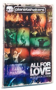 2008 All For Love (Cd-rom Music Book)
