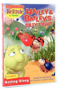 Hailey & Baileys Silly Fight (#10 in Hermie And Friends Series)