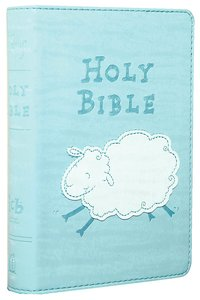 ICB Really Woolly Holy Bible Blue (Really Woolly Series)