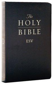 ESV Gift and Award Bible Black (Black Letter Edition)
