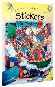 Search and See Sticker Book Old Testament