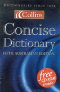 Collins Concise Australian Dictionary